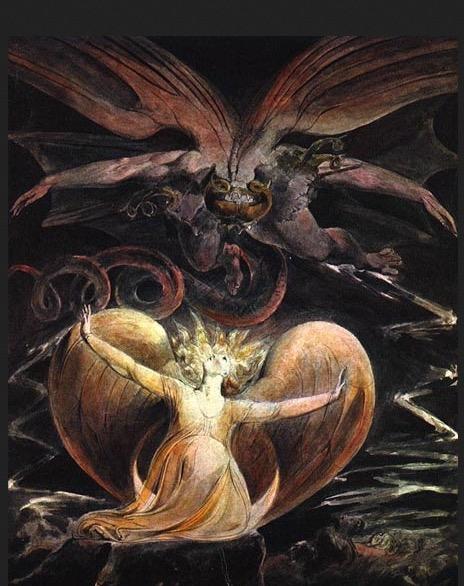 änglar o demoner
