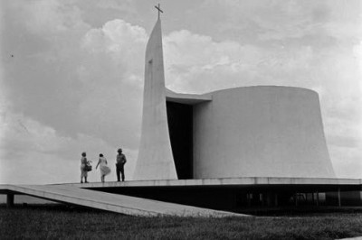 kyrka i Brasilia