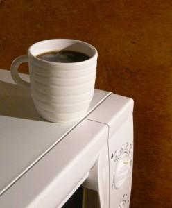 kaffe på mikron