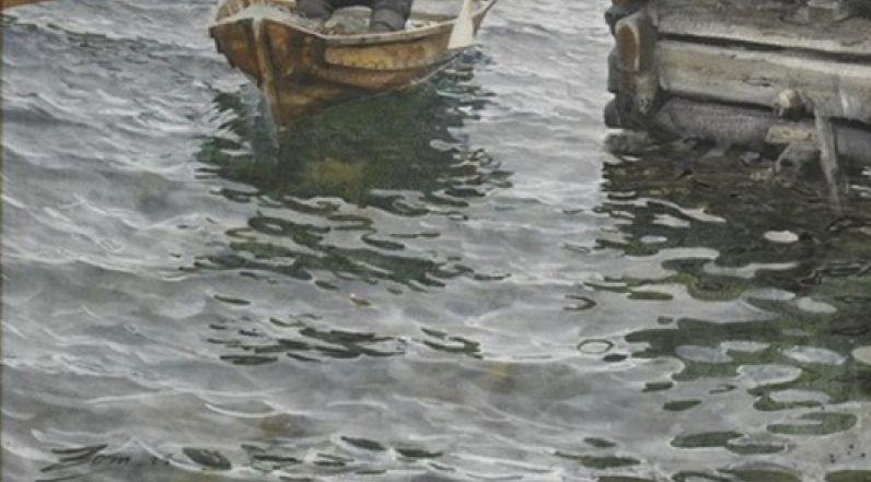 akvarellpennor