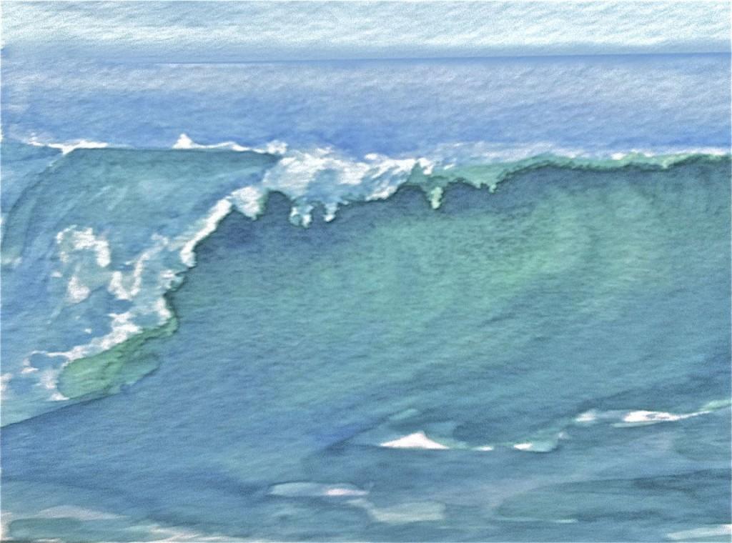 vattenvågen