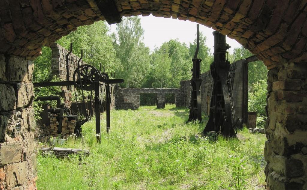 ruin smedjan