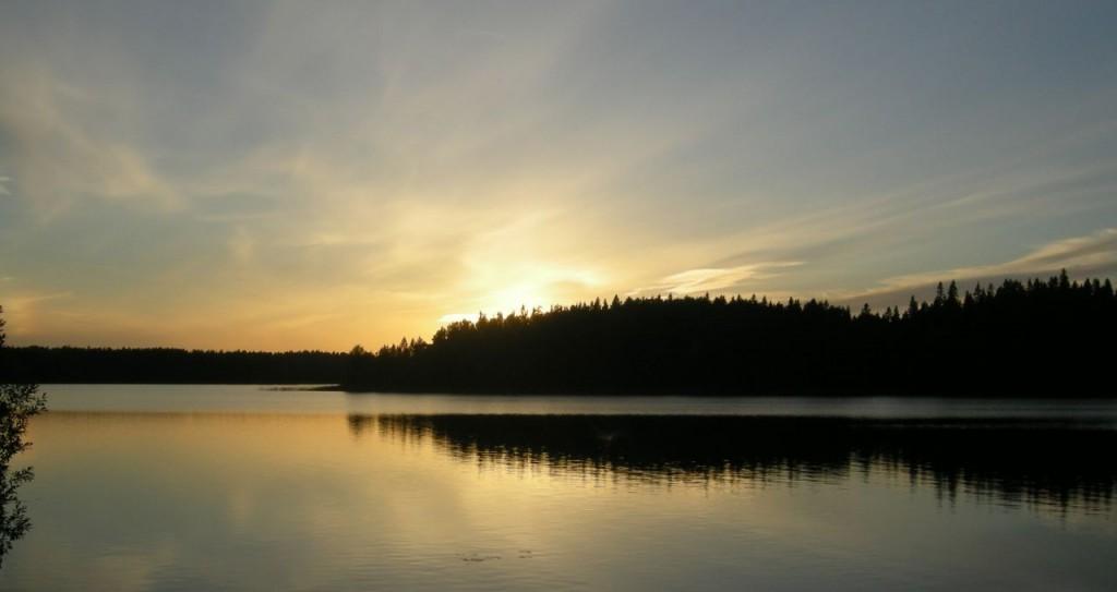 solnedgång 5 aug