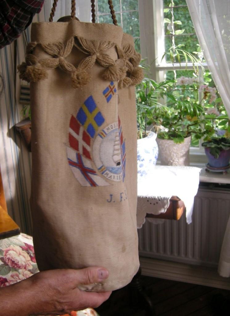 segelmakarens säck