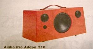 audio pro addon t10