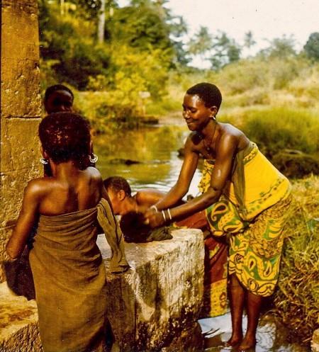 tvätt i kenya