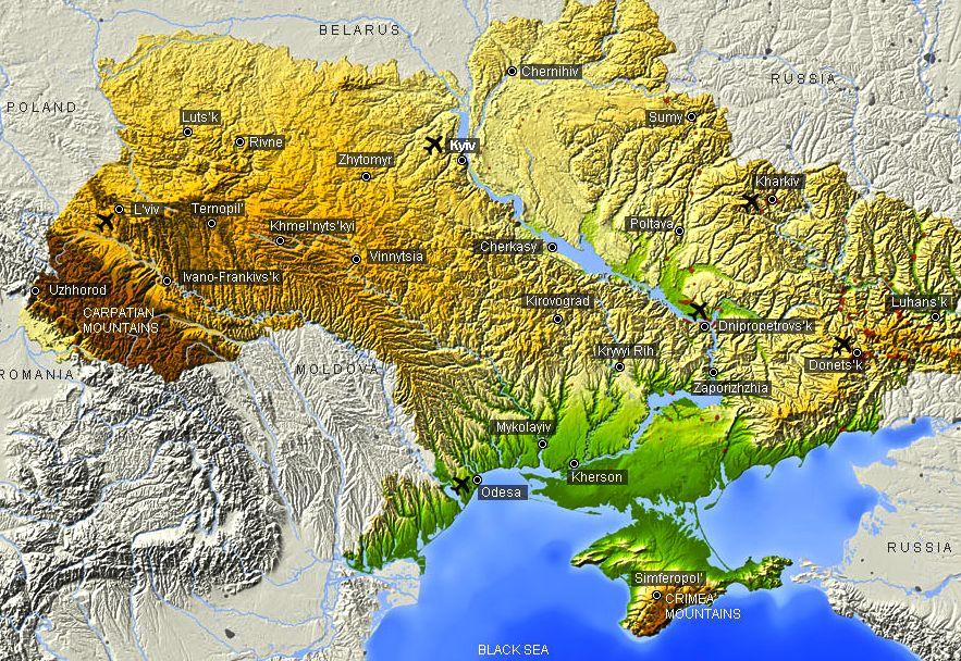 ukrainakarta