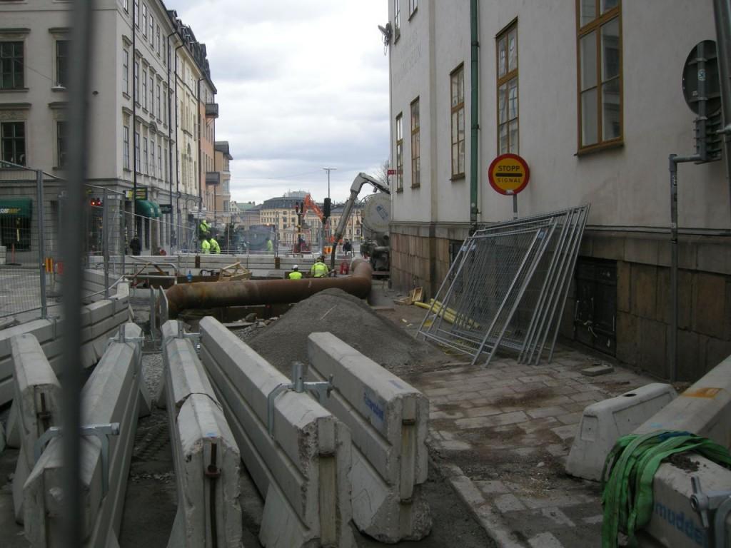 Korsningen Hornsgatan