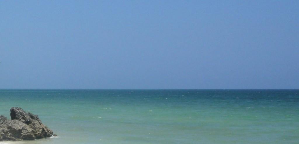 havet horisont