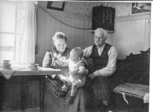 farfar farmor o Gunnar