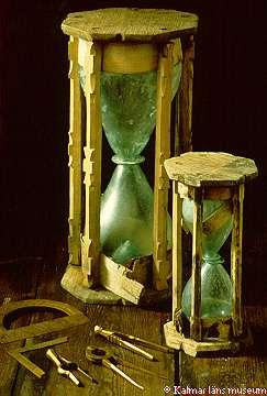 timglas kronan