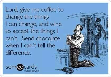 send me coffee