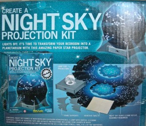 night sky kit