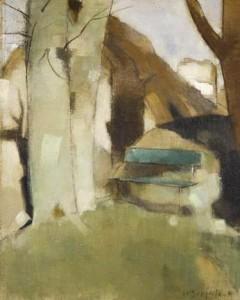 skuggan på muren 1927
