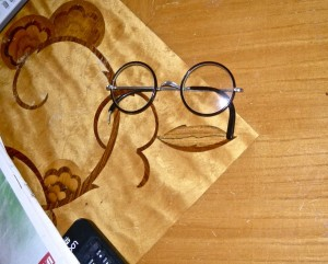 farfars glasögon