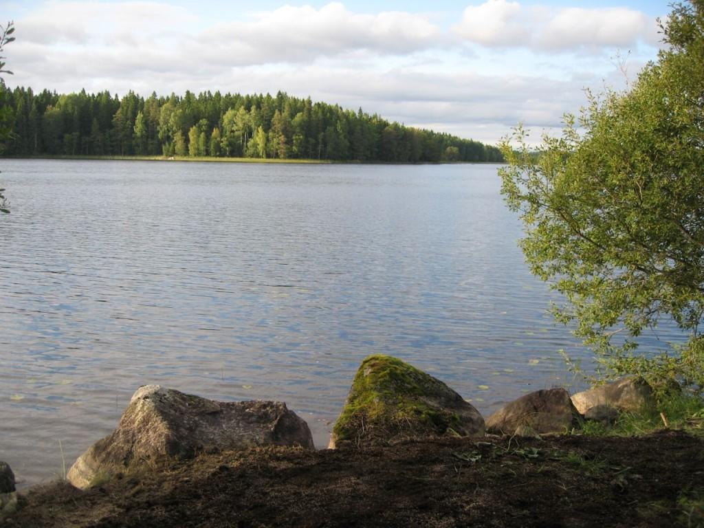 sjön säger