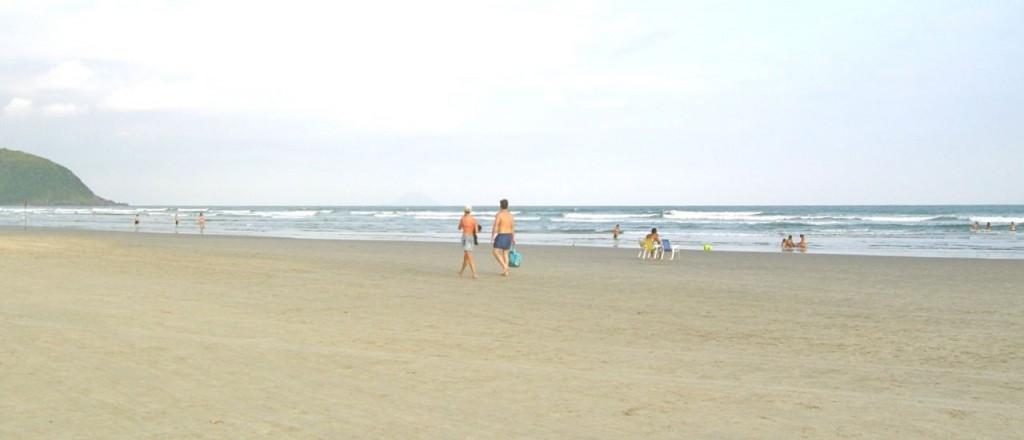 LoB på stranden