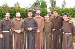 capuchiner munkr