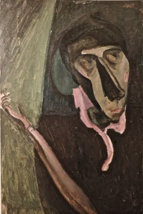 astrid Holm 1917 MM