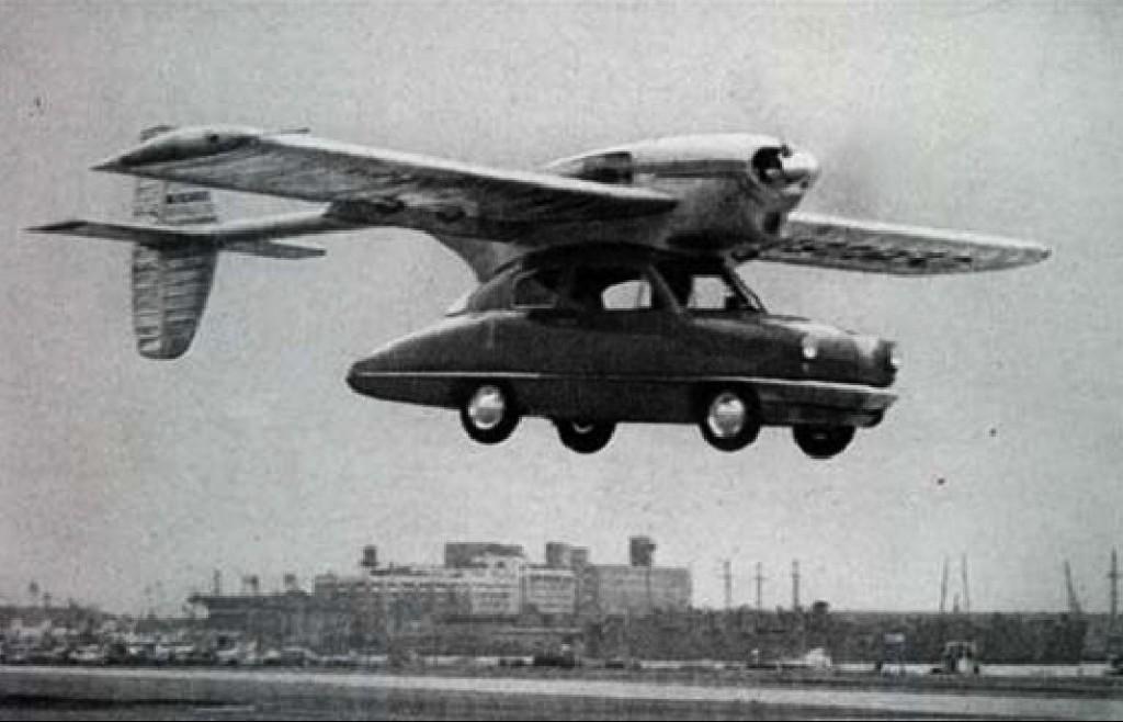 flygbil