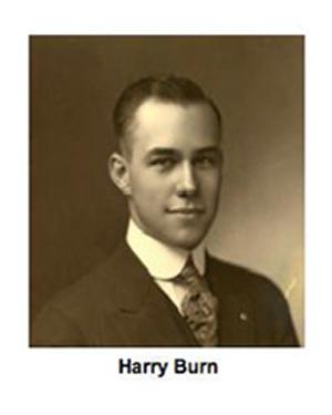 Harry Burn
